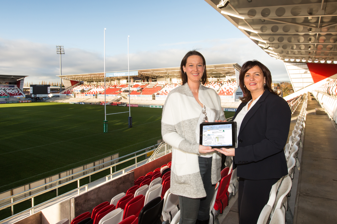 Ulster Rugby teams with Pinnacle to achieve its goal of improved reporting with Sage 200