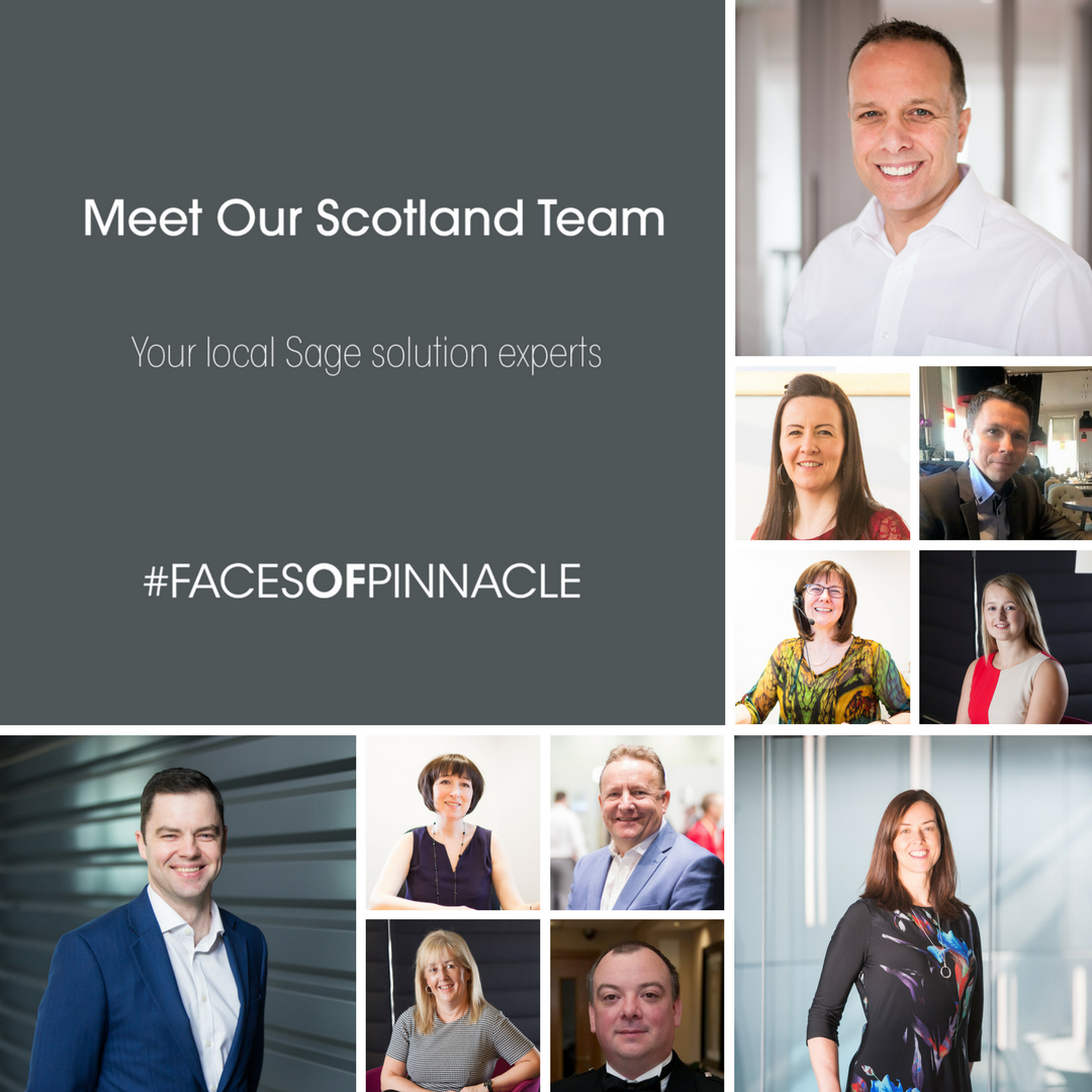 Faces Of Pinnacle | Meet Our Scotland Team