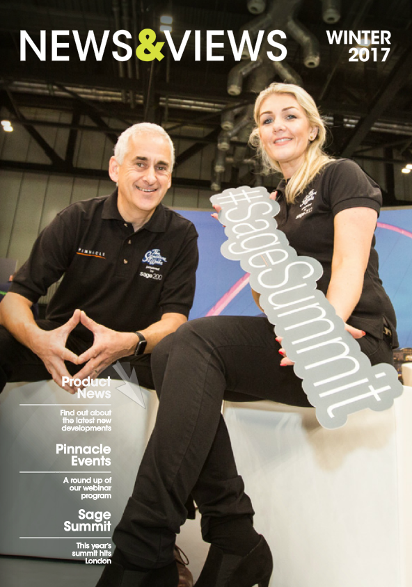 Read the latest edition of our customer magazine, Pinnacle News and Views