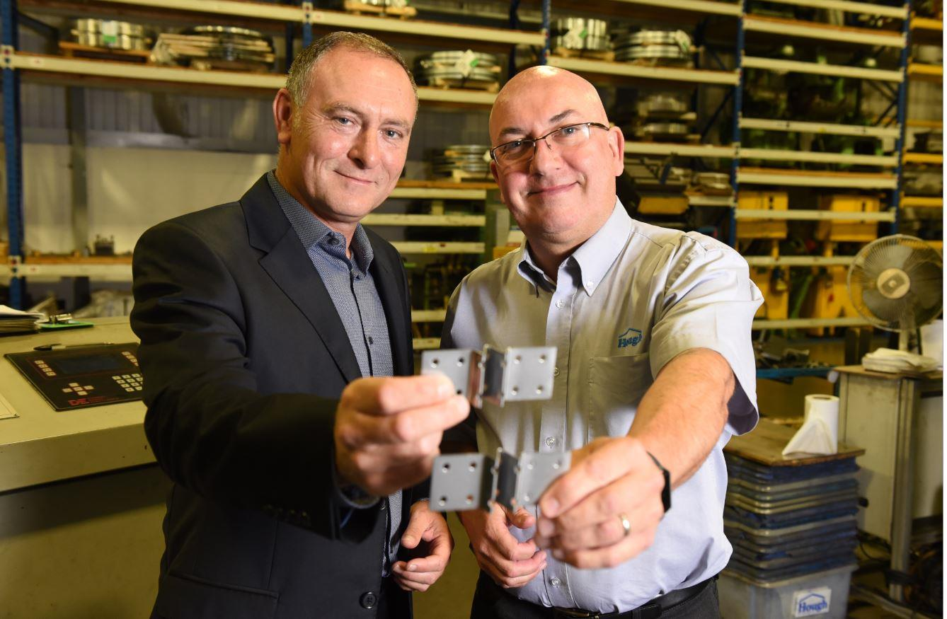 Arthur Hough & Sons finds the key to innovation, with IT support from Pinnacle