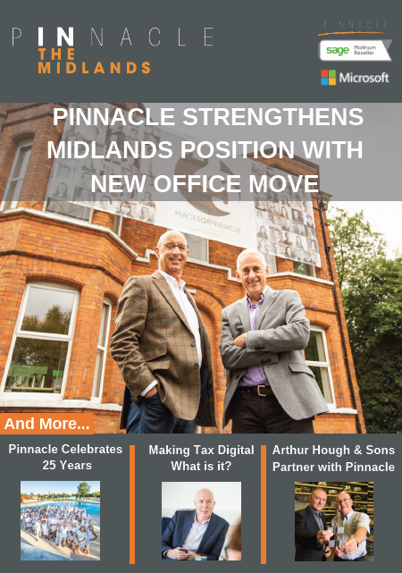 Pinnacle In The Midlands Newsletter Winter 18/19 Edition