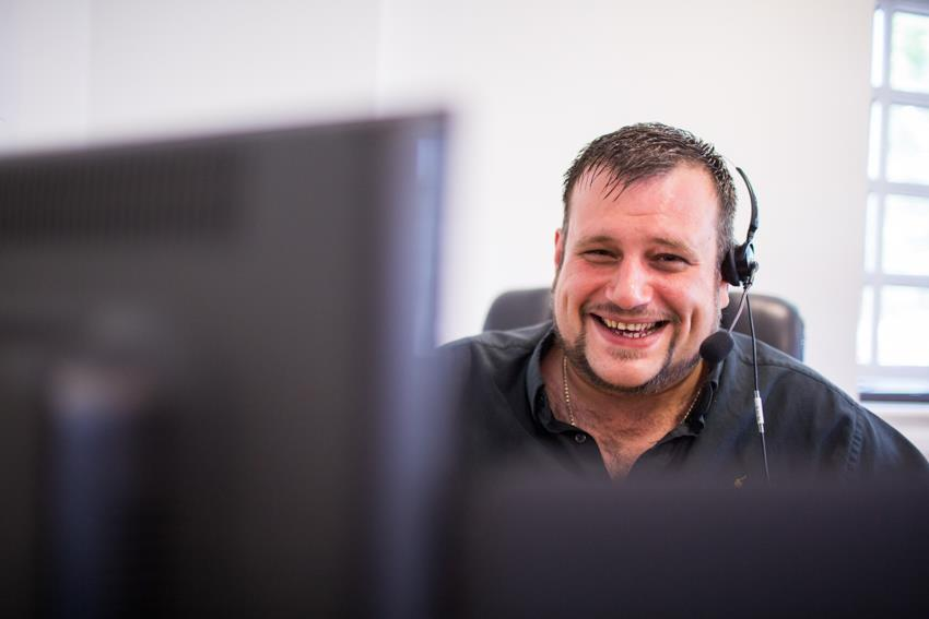 Faces of Pinnacle | Meet the IT Services Team | Mark Dunne