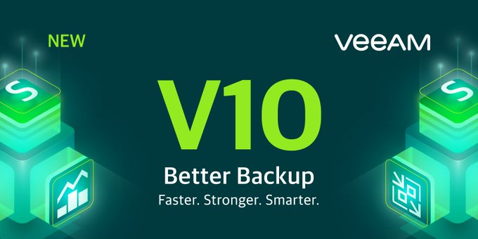 Veeam Global Leader in Data Protection launches Highly Anticipated New Veeam Availability Suite V10